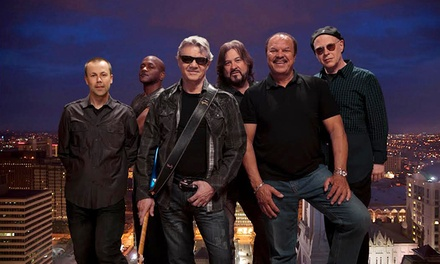 Steve Miller Band with 38 Special at Tuscaloosa Amphitheater on June 7 (50% Off)