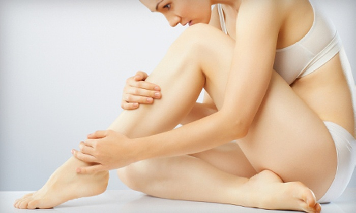 Fix Laser and Skin Center - Los Angeles: Laser Hair-Removal-Treatment Series or Three Treatments on Full Legs at Fix Laser and Skin Center (Up to 87% Off)