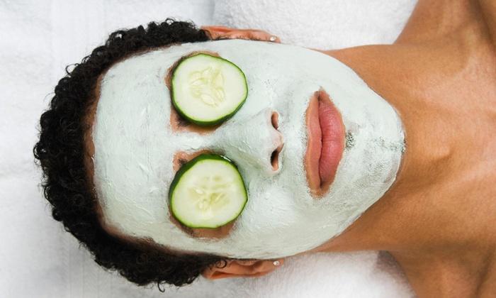 O Spa - Plano: 60-Minute Men's Facial from O Spa (45% Off)