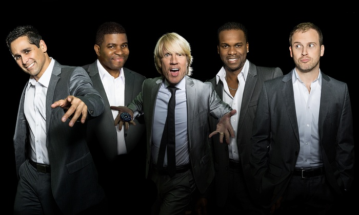 A Rockapella Christmas - State Theatre: A Rockapella Christmas on December 10 at 7 p.m.