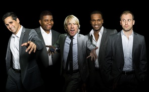 A Rockapella Christmas: A Rockapella Christmas on December 10 at 7 p.m.
