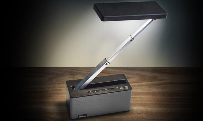 Bem Academia Wireless Bluetooth Light And Speaker