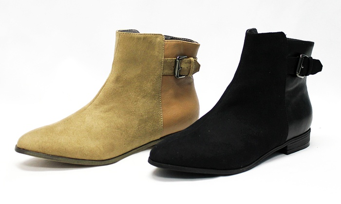 Michael Antonio Manley Ankle Boots: Michael Antonio Manley Ankle Boots. Multiple Colors Available. Free Returns.
