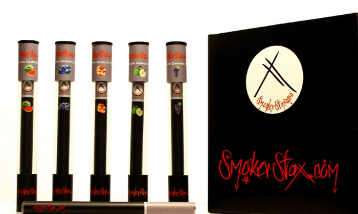 SmokerStax: $10 for $20 TowardsMerchandise at SmokerStax