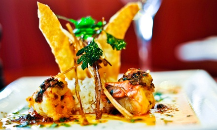Two-Course Turkish Lunch or Dinner for Two or Four at Cappadocia, Two Locations (Up to 47% Off)