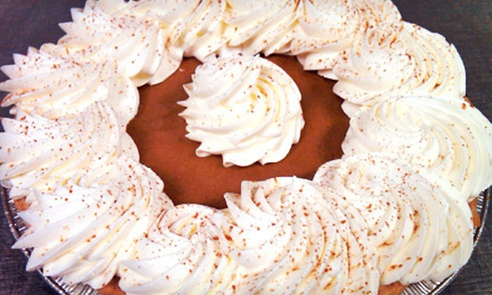 Something Sweet - Tucson: One or Two Pies at Something Sweet (Up to Half Off)