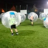 90-Minute Zorbing and Sumo Wrestling