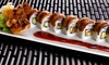 Nitrogen Bar, Grill, and Sushi - Jupiter: Sushi and Asian Inspired Gastropub Cuisine for Two or Four at Nitrogen Bar, Grill, and Sushi (Up to 50% Off)