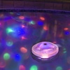 Floating Multicolor Disco Pool Light (2-Pack)