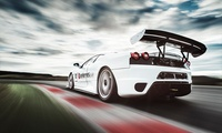 Ferrari F430 Challenge Driving Experience with Drift Limits (Up to 51% Off)