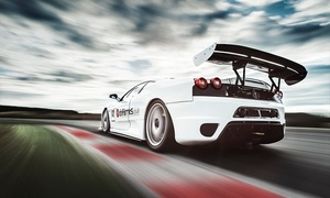 DRIFT LIMITS: Ferrari F430 Challenge Driving Experience with Drift Limits (Up to 51% Off)