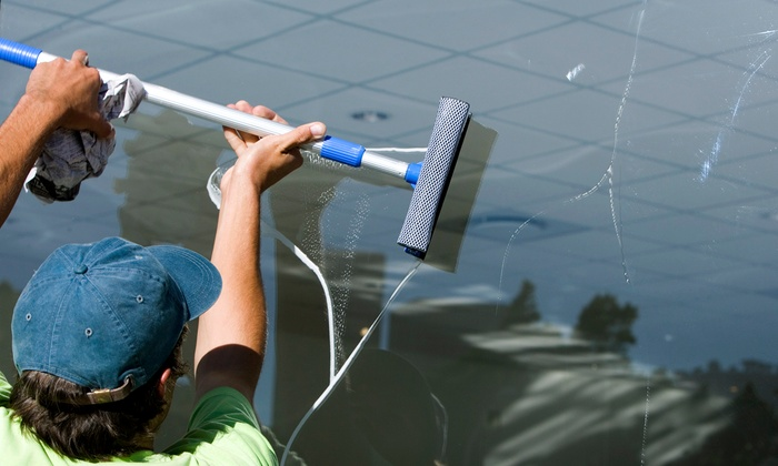 A1 Spotless Cleaning - San Francisco: Eco-Friendly Window Cleaning for Up to 15 or 25 Panes from A1 Spotless Cleaning (Up to 55% Off)