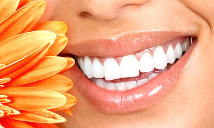 City Dental Centers - Los Angeles: Zoom! Teeth Whitening and Cleaning with Optional Touchup and Take-Home Kit at City Dental Centers (Up to 87% Off)