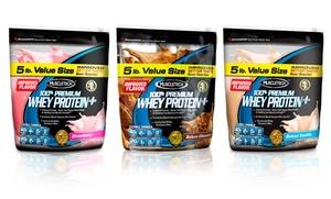 5lb. Bag of Protein MuscleTech Premium Whey Protein Plus: 5lb. Bag of Protein MuscleTech Premium Whey Protein Plus