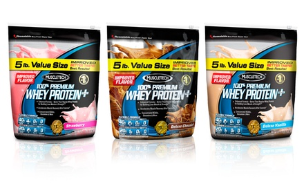 5lb. Bag of Protein Premium Protein Plus