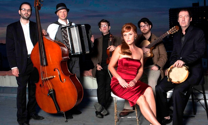 DODO Orchestra - Multiple Locations: DODO Orchestra (Choose From Three Dates and Locations)