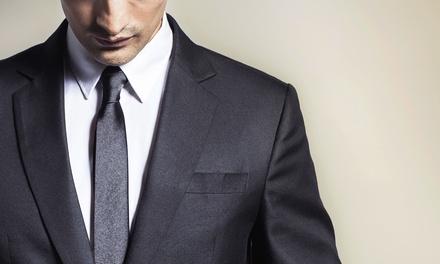 Uno o dos trajes a medida desde 395 € en Sastrería Moderna
