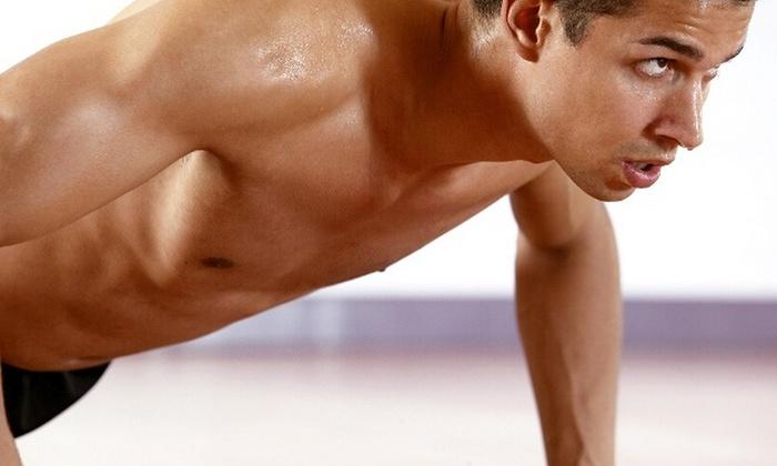 Primal Gym, NJ - Mercerville: Up to 84% Off BootCamp Classes at Primal Gym, NJ