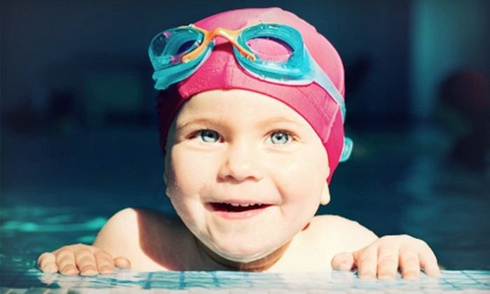Kids and Infant Safety Swim Program lessons, taught by an Infant Aquatics instructor - Multiple Locations: Six or Nine K.I.S.S. Swim Program lessons, taught by an Infant Aquatics instructor (51% Off)