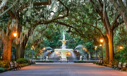 Historic Savannah Walking Tour for Two, Four, or Six from See Savannah Walking Tours (Up to 55% Off)