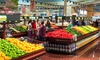 Angelo Caputo's Fresh Markets - Multiple Locations: $12 for $20 Worth of Groceries at Angelo Caputo's Fresh Markets