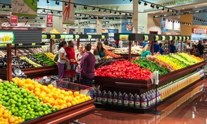 Angelo Caputo's Fresh Markets: $12 for $20 Worth of Groceries at Angelo Caputo's Fresh Markets