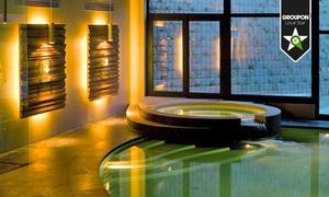 Cascina Scova: Cascina Scova, cityspa a 4* - Percorso spa per 2 persone con in più aquamassage (sconto fino a 61%)