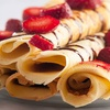 Up to 42% Off Crepes, Lattes, Food, and Drinks