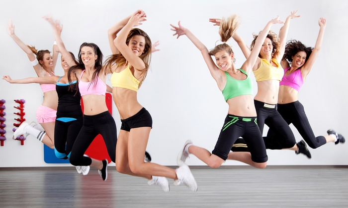 Springs Salsa & Dance Fitness - Springs Salsa: $25 for One Month of Zumba Fitness, Total Body Sculpt, and Yoga at Springs Salsa & Dance Fitness ($49 Value)