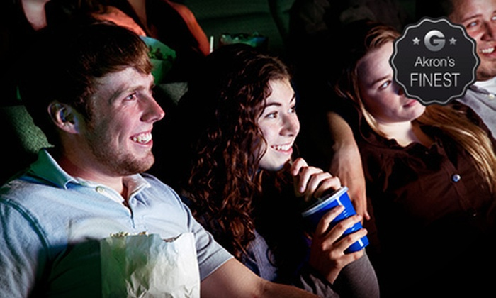 Lake Cinemas 8 - Barberton: Movie Outing for Two or Four with Drinks and Popcorn at Lake Cinemas 8 (Up to 53% Off)