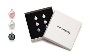 Orecchini con perle d'acqua dolce
