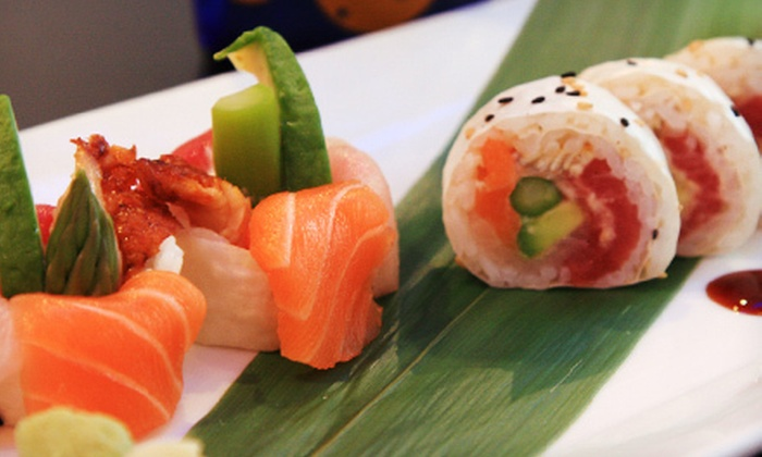 Zento Contemporary Japanese Cuisine - Old City: $59 for Tasting Dinner for Two on Sunday–Thursday or Friday–Saturday at Zento Contemporary Japanese Cuisine ($120 Value)
