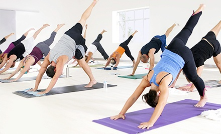 10 Fitness Classes at The Firm (Up to 72% Off). Two Options Available.