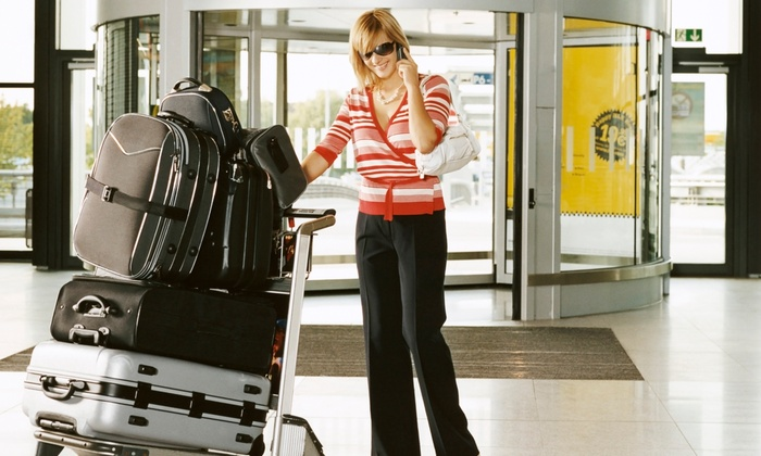 Luggagedesigners - Millcreek: $10 for $20 Worth of Services at LuggageDesigners