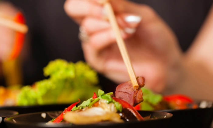 Amazing Thai Restaurant - Nottingham: Amazing Thai Restaurant: All-You-Can-Eat Meal For One, Two or Four from £7.50