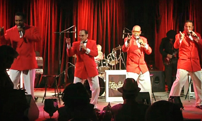 Motown Madness Dinner Show - Pleasant Hill: Supper Club Series Italian Buffet and Show for Two or Four at Zio Fraedo's (50% Off). Multiple Dates Available.