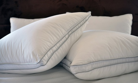 Natural Comfort Down Alternative Pillows 2 pack from $27.99