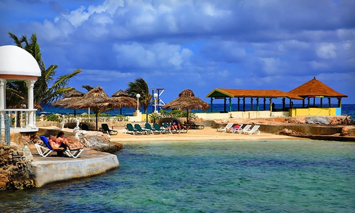 Club Ambiance - Washington DC: 3-, 4-, or 5-Night All-Inclusive Stay at Club Ambiance in Runaway Bay, Jamaica