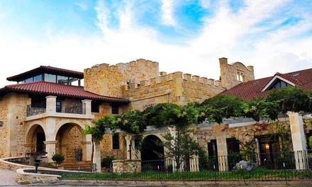 Menú para 2 o 4 con aperitivo, entrantes, principales, postre y bebida desde 59,95 € en Palacio Torre de Arriaga