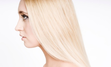 $89 for $198 Worth of Straightening Treatment — Deanne's Hair & Spa
