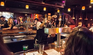 The Copper Rocket: Up to 40% Off Food and Drinks at The Copper Rocket