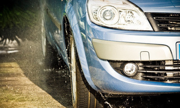 Get MAD Mobile Auto Detailing - Media and Entertainment District: Full Mobile Detail for a Car or a Van, Truck, or SUV from Get MAD Mobile Auto Detailing (Up to 53% Off)