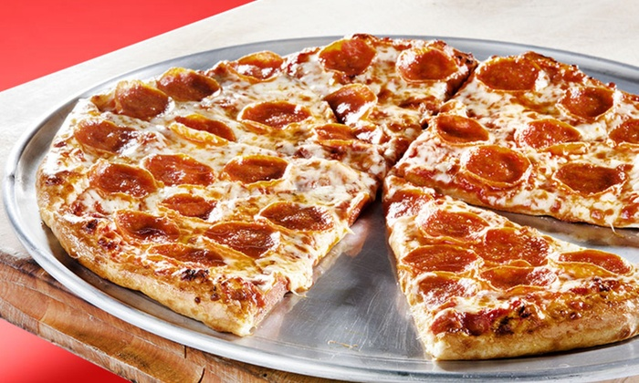 Pizza and Italian Food - Fox's Pizza Den | Groupon