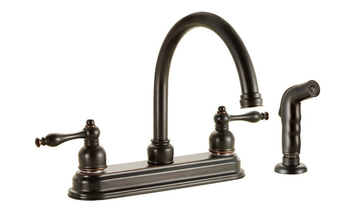 kitchen and bath faucets groupon goods