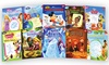 Walt Disney 10 Book Set