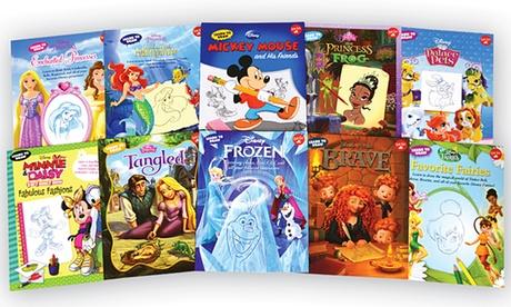 Disney Learn to Draw Books (10-Pack) 0a0d13e2-47cc-11e7-b722-00259060b5da