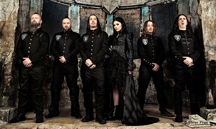Lacuna Coil - House of Blues Orlando: Lacuna Coil at House of Blues Orlando on Sunday, October 19 (Up to 50% Off)