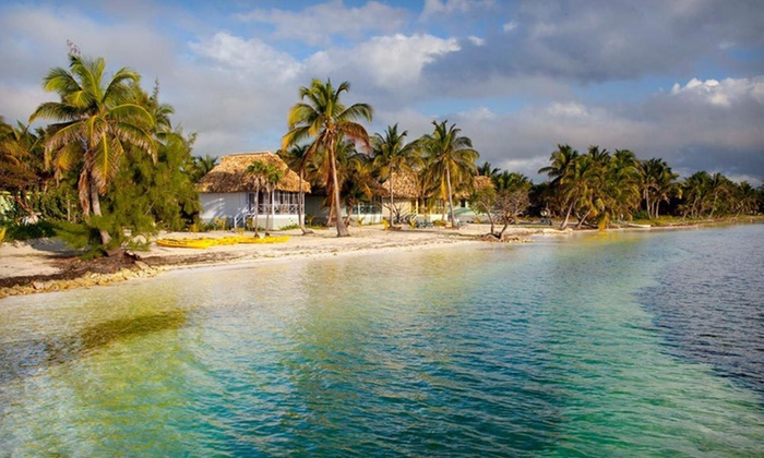 Blackbird Caye Resort - Turneffe Atoll, Belize: Four- or Seven-Night Stay with All Meals Included at Blackbird Caye Resort in Turneffe Atoll, Belize