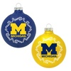 NCAA Home and Away Ornament Set (2-Piece)