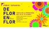 Festival de Flor en Flor en el Poble Espanyol de Barcelona